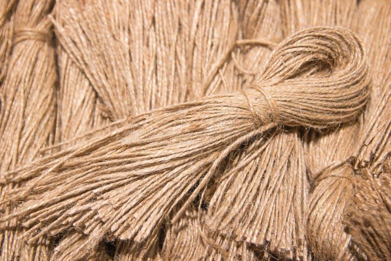 Konopie rope zdjęcie stock
