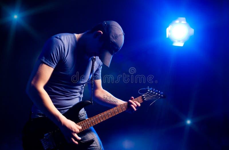konsertrock royaltyfri fotografi