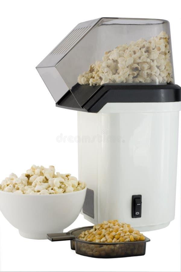 konserverar popcorn royaltyfria bilder