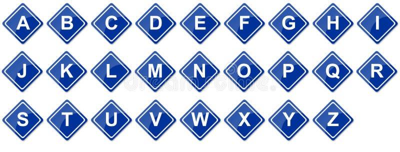 Konsonant-Satz lizenzfreie abbildung