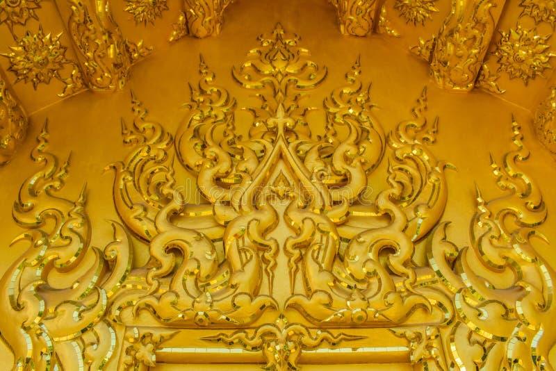 Konst i templet arkivbilder