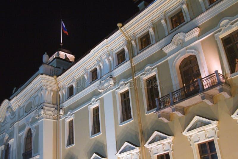 konstantinovsky παλάτι στοκ φωτογραφίες με δικαίωμα ελεύθερης χρήσης