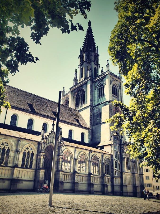 Konstanz - πανέμορφη ιστορική πόλη - Γερμανία στοκ εικόνα με δικαίωμα ελεύθερης χρήσης