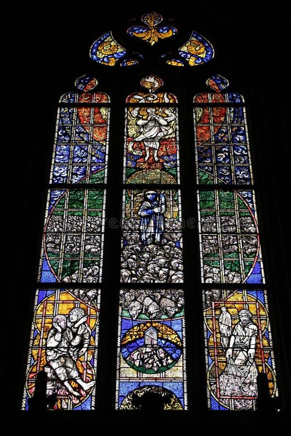 Download Konstanz cathedral stock photo. Image of landmark, window - 21265180