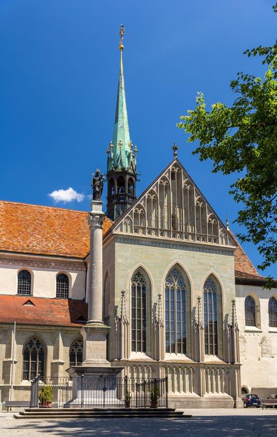 Konstanz minister - Niemcy, Baden-Wurttemberg (katedra) zdjęcie stock