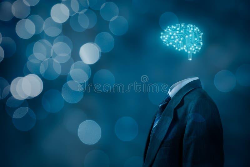 konstgjord intelligens arkivfoton
