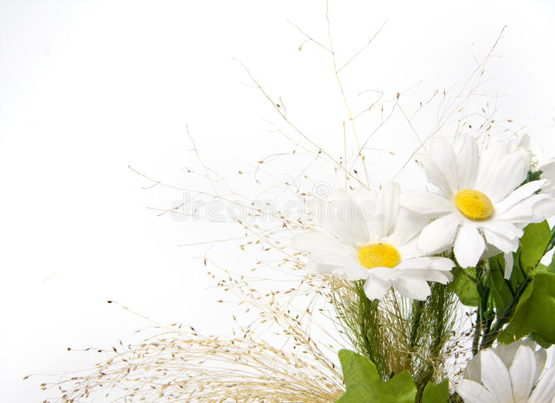 konstgjorda blommor royaltyfri bild