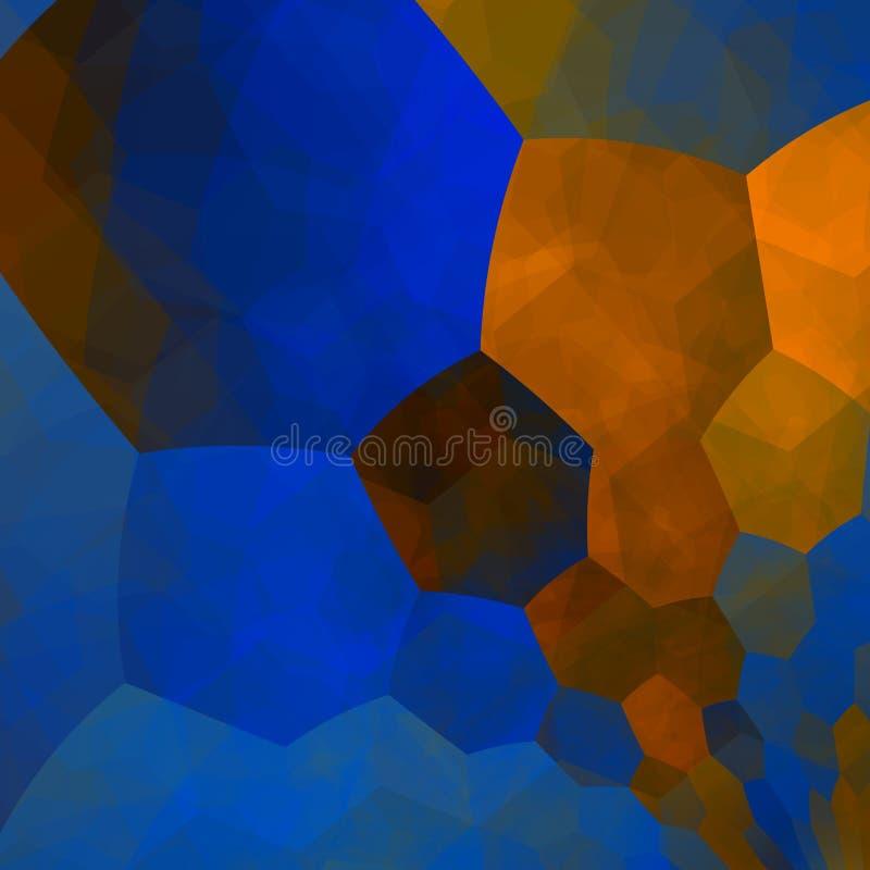 Konstillustration vektor för bild för designelementillustration Stilfull beståndsdelsammansättning Olik modell Tegelplattabakgrun stock illustrationer