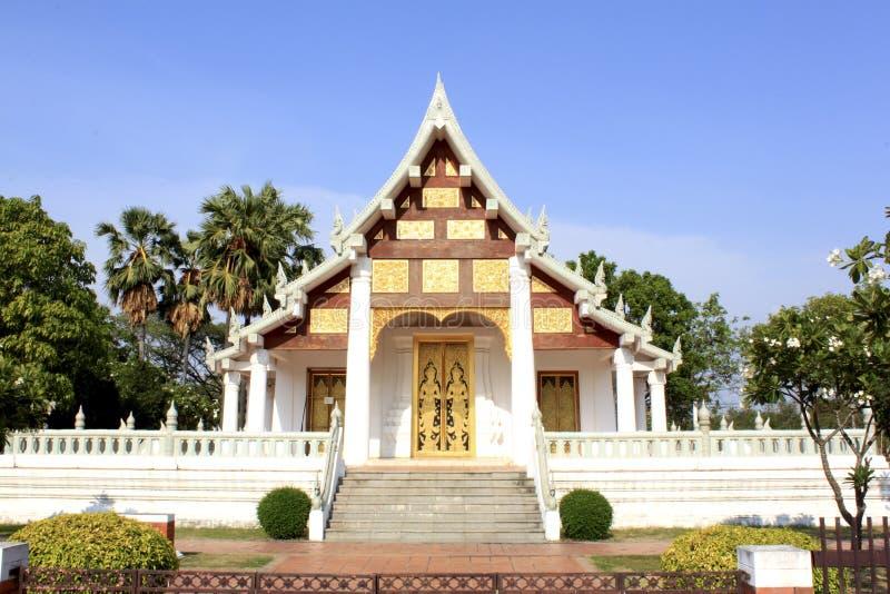 konstmusem thailand arkivfoton