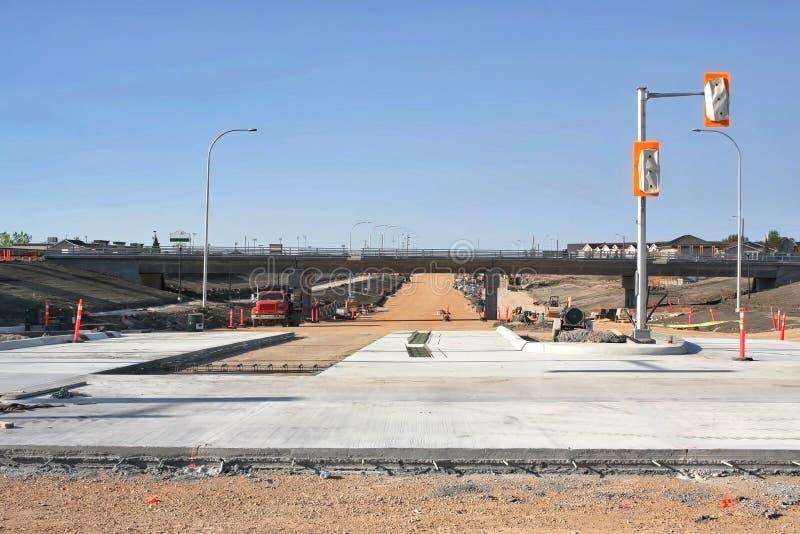 Konstruktion Maj 2019 f?r Waverley gatag?ngtunnel royaltyfri fotografi