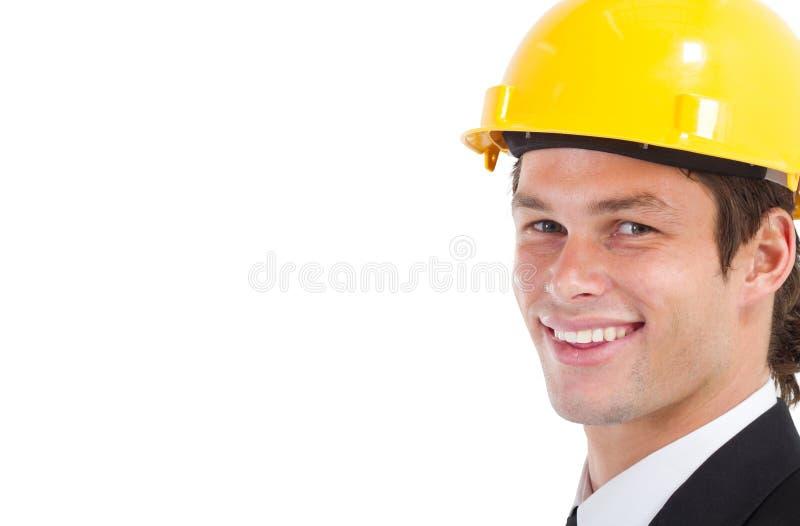 konstruktionschef arkivbild