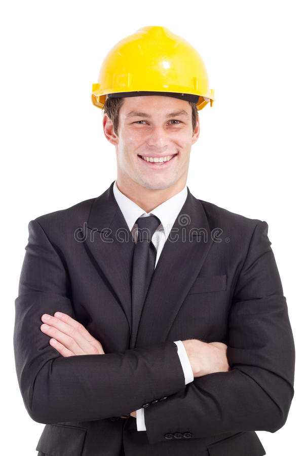 konstruktionschef arkivfoton
