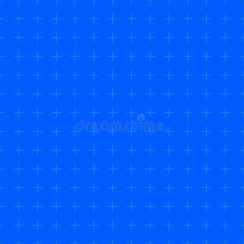 Konstruktionsgrafpapper med fläckar, gör en skiss av den sömlösa modellen vektor illustrationer