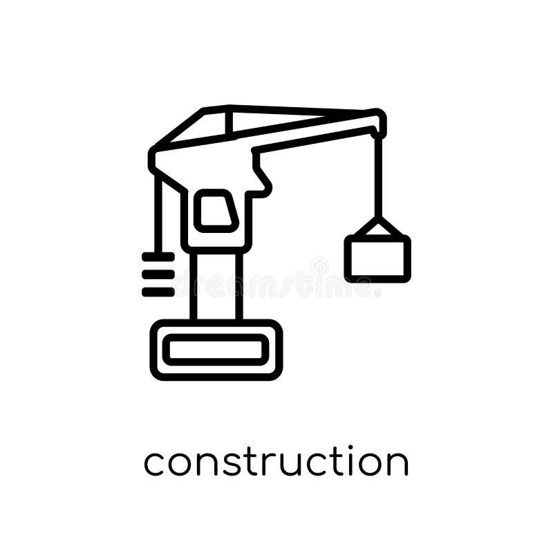 Konstruktionssymbol  vektor illustrationer