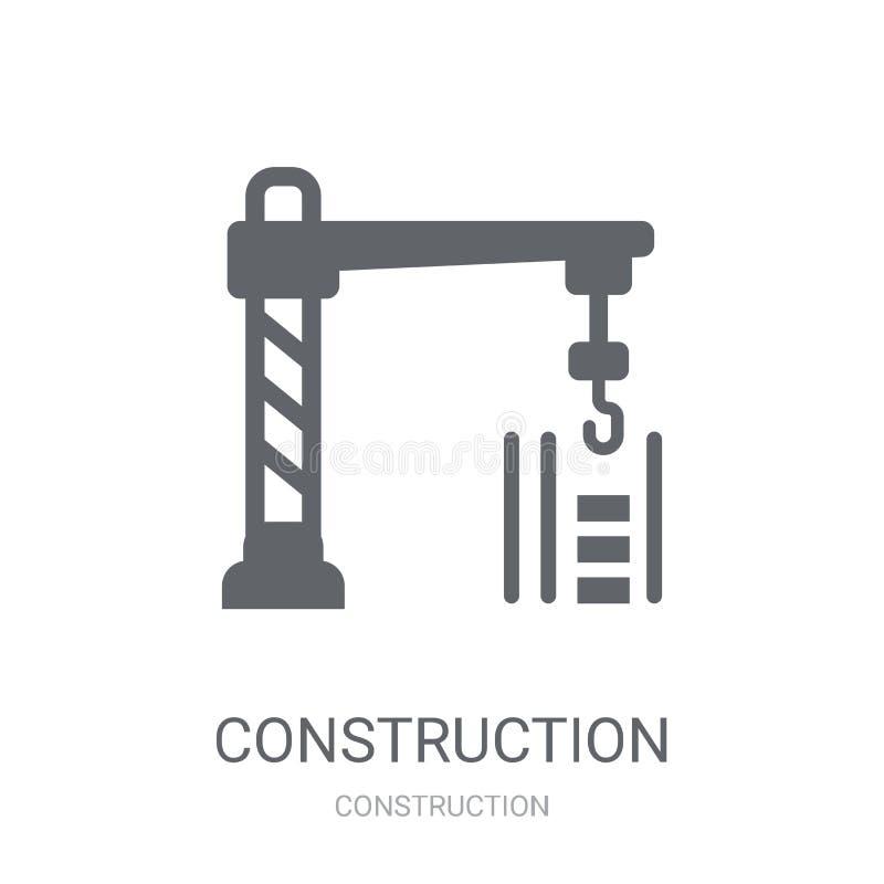 Konstruktionssymbol  royaltyfri illustrationer
