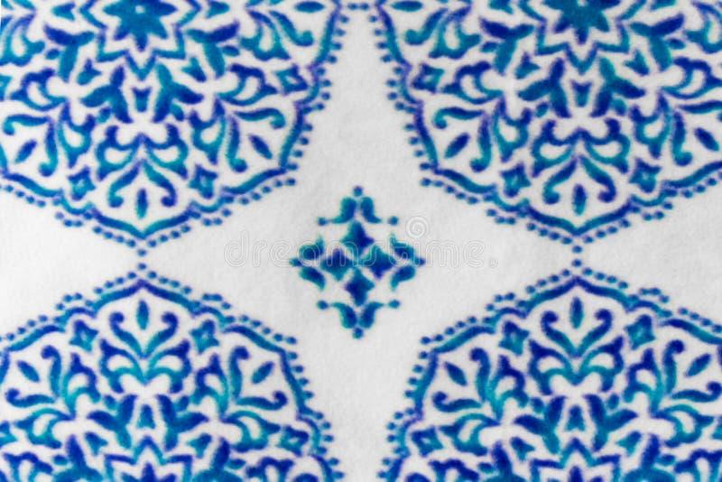 konsttyg förbigick Design textur royaltyfri bild