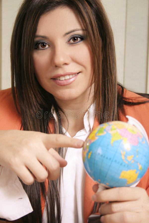 Download Konsulentlopp arkivfoto. Bild av organisera, kvinna, diskutera - 225128