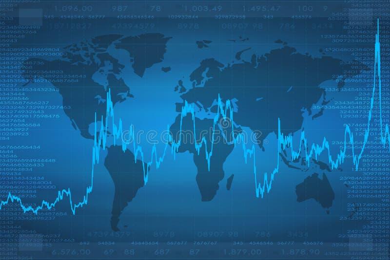 Kontinente (Geschäfts-Diagramm)