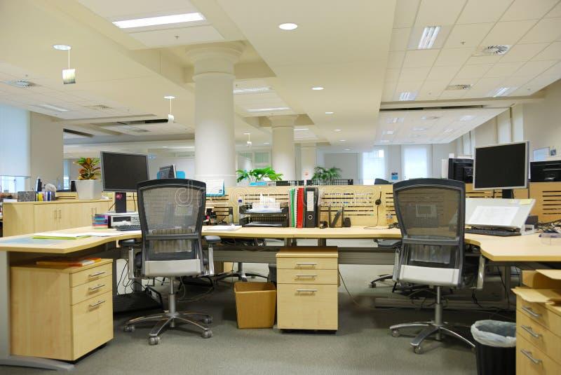 kontor royaltyfria foton