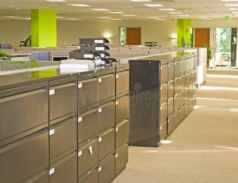 kontorsavstånd arkivbilder