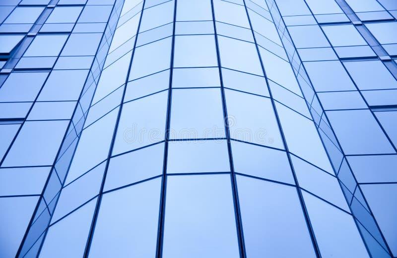Kontorsbyggnadbakgrund fotografering för bildbyråer