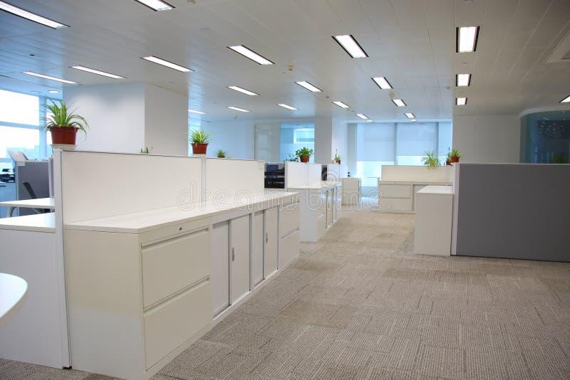 kontorsinställning arkivbild