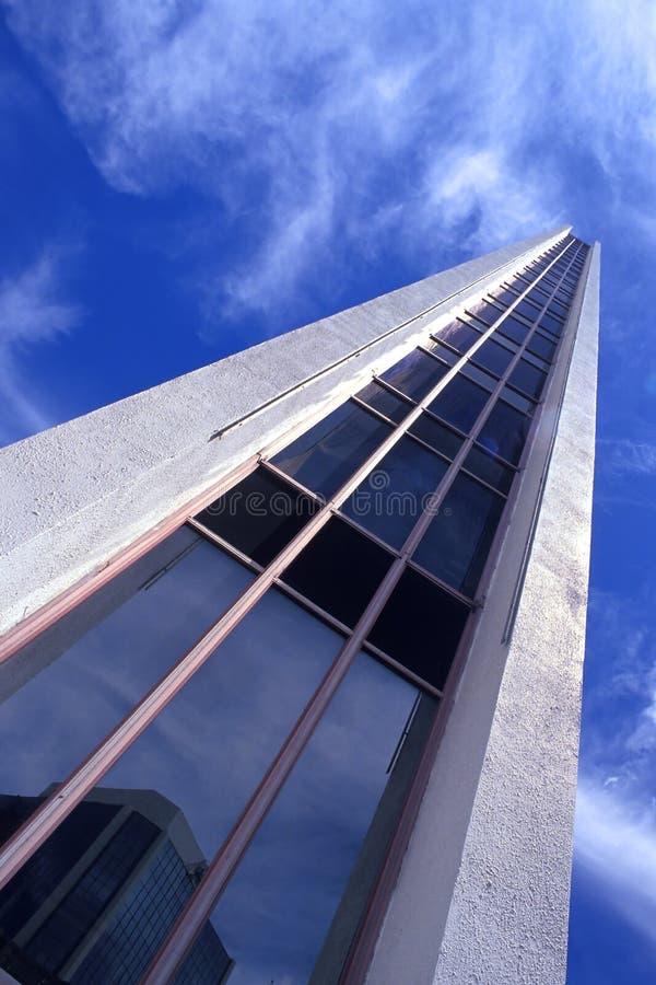 Download Kontorstorn arkivfoto. Bild av stads, företags, fönster - 27464