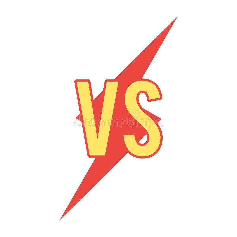 Kontra tecken på prålig form vektor illustrationer