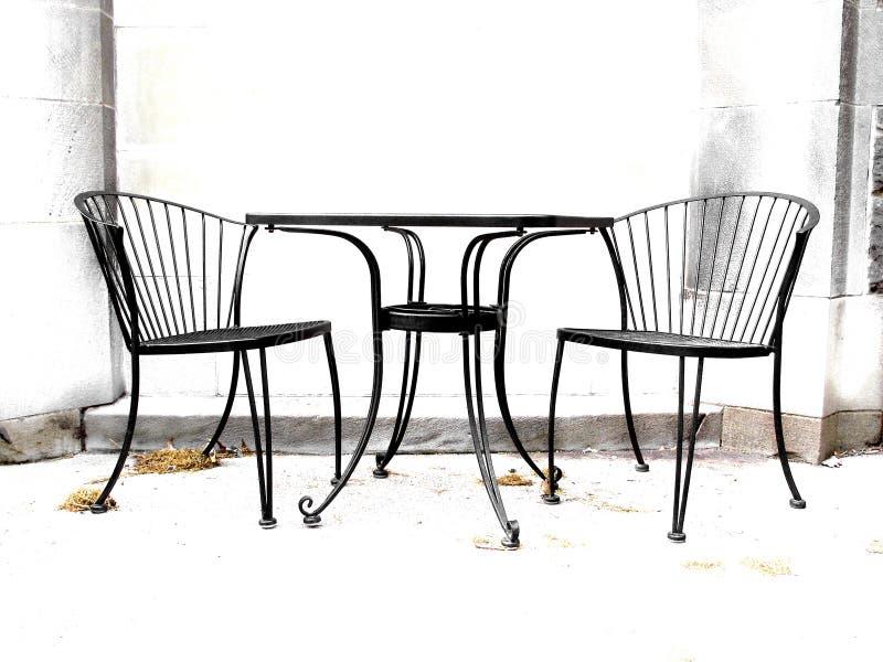 Kontrast wysokie krzesła