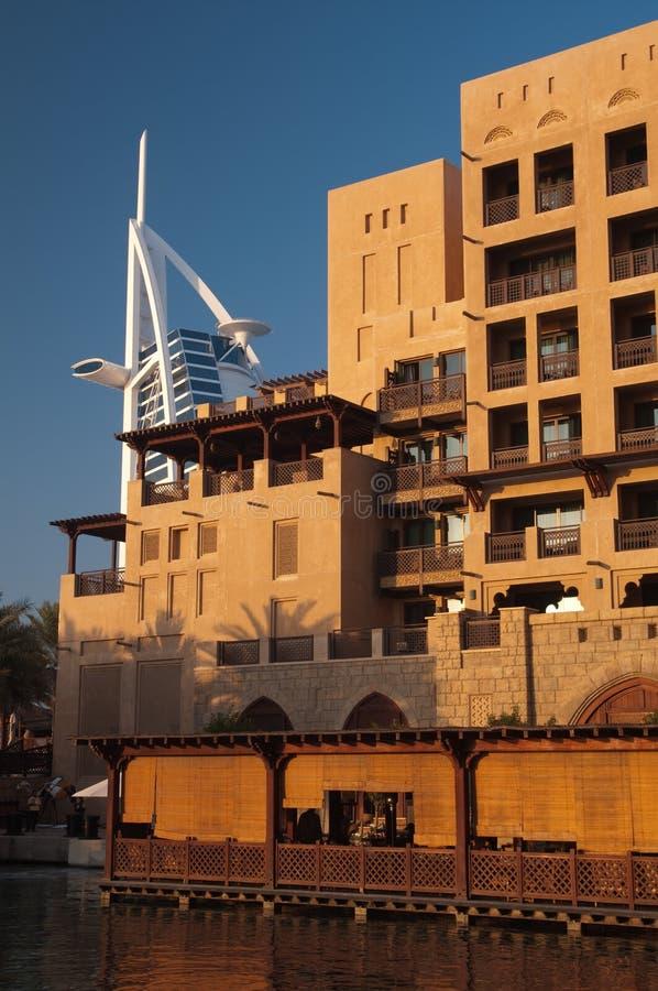 Kontrastart. Dubai, UAE lizenzfreie stockfotos