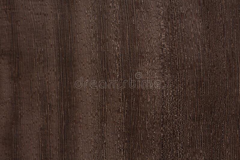 Kontrastieren Sie dunkelbraune Furnier-Blattbeschaffenheit für Ihren natürlichen Innenraum lizenzfreie stockbilder
