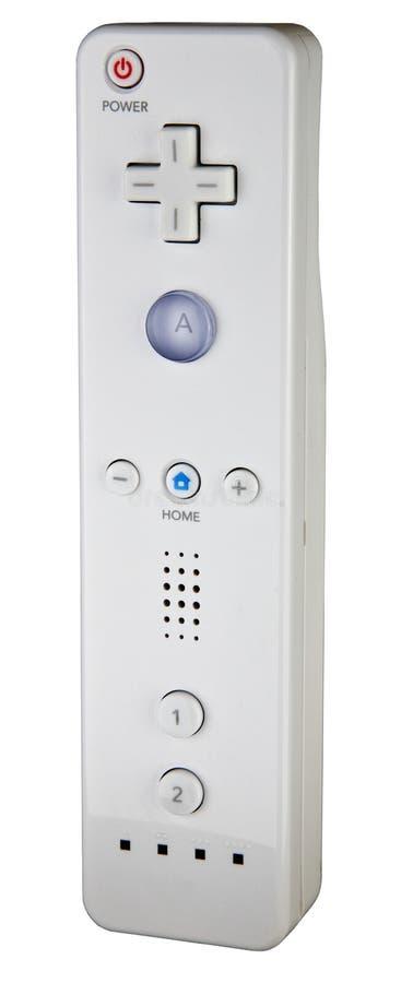 kontrolera radio gemowy ręczny wideo fotografia stock