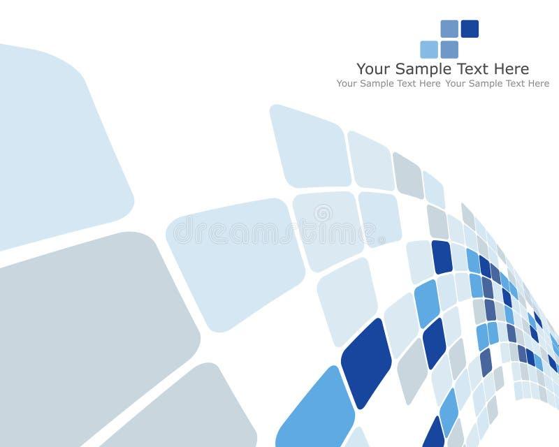 kontrollerad bakgrundsaffär stock illustrationer