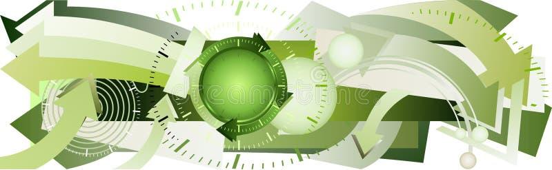 Kontrollläkarundersökningteknologier vektor illustrationer