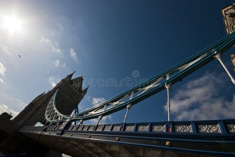 Kontrollturm-Brücke