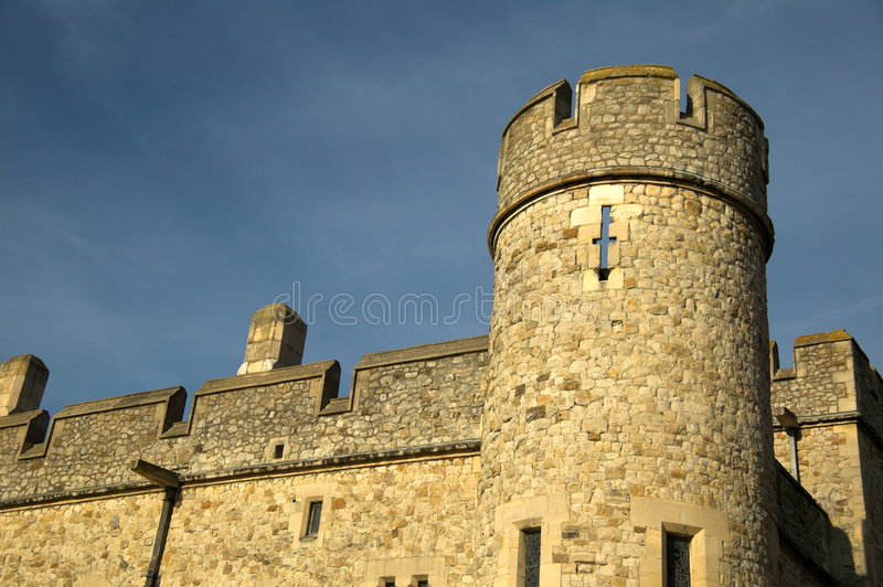 Kontrollturm von Londonâs, St.Thomasâs Kontrollturm lizenzfreie stockfotos