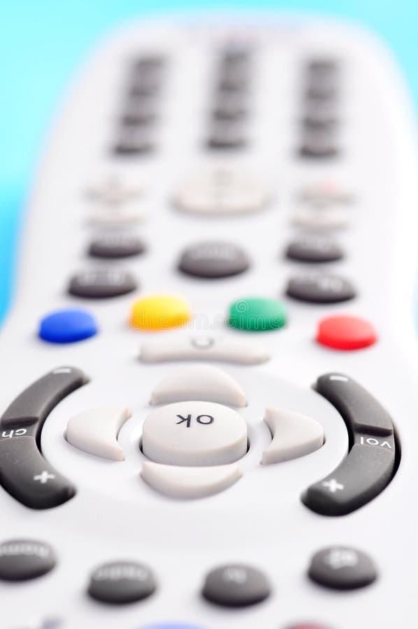 kontrolna daleka telewizja zdjęcie royalty free