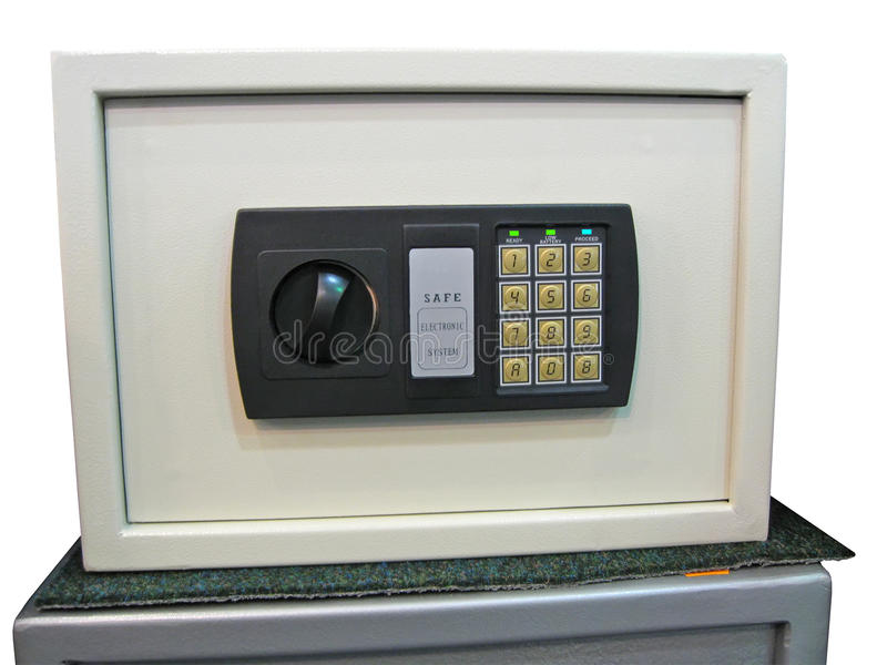 kontrolnego klucza kędziorka panelu bezpieczna oszczędzań ochrona zdjęcie royalty free