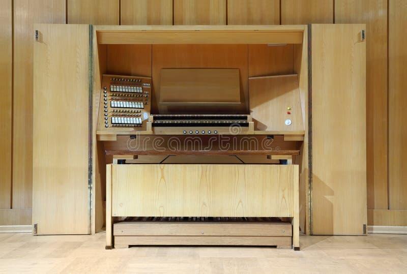 kontrolnego szczegółu masywna organowa panelu drymba zdjęcia royalty free