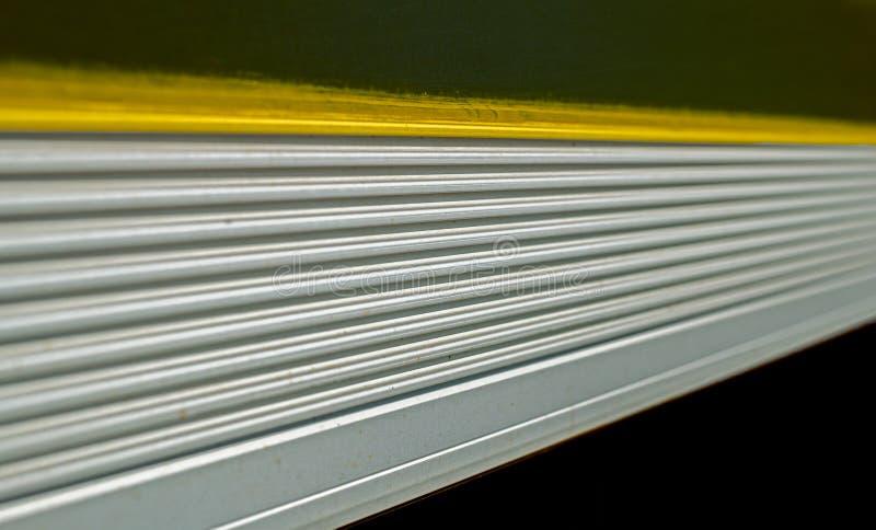 Konvergierende Linien lizenzfreies stockbild