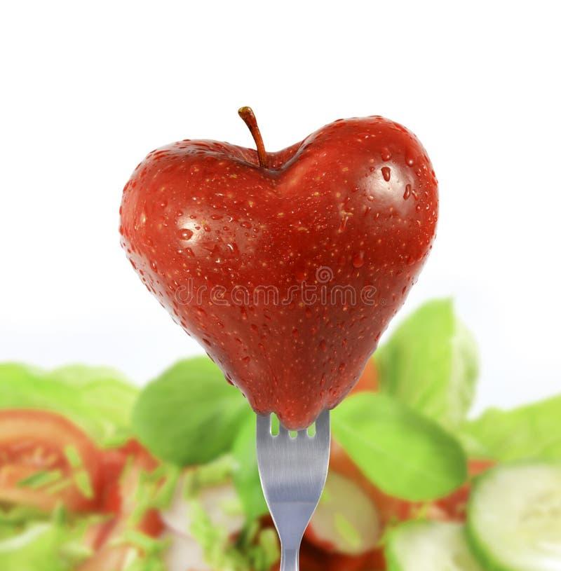Konzept der gesunden Diät lizenzfreies stockfoto