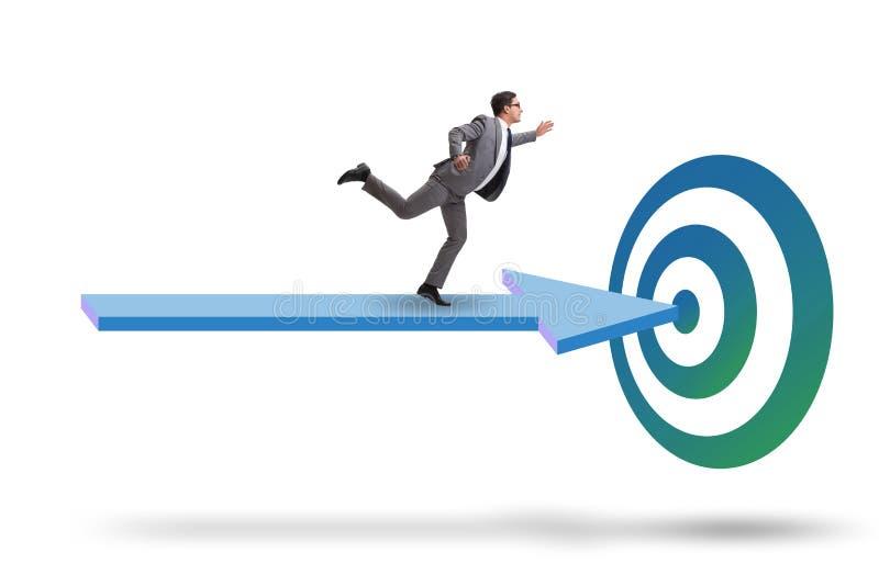 Konzept der korporativen strategischen Planung stockfoto