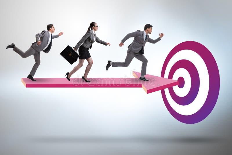Konzept der korporativen strategischen Planung lizenzfreie stockbilder