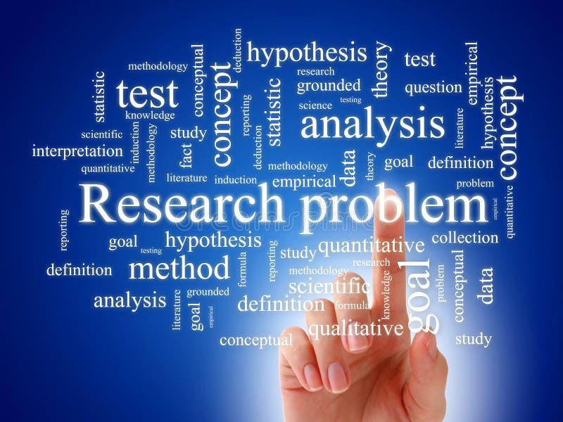 Konzept der wissenschaftlichen Forschung. lizenzfreies stockfoto