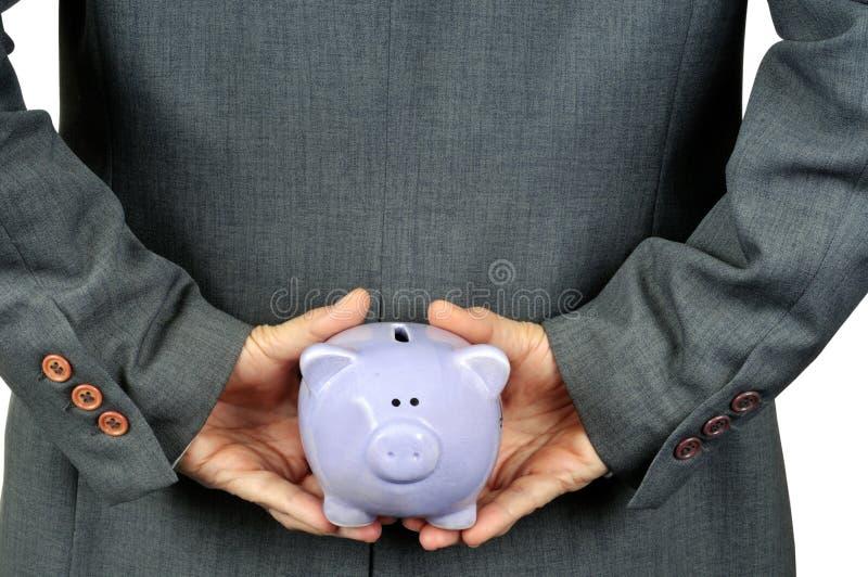 Konzept des Betrugs oder der Steuerhinterziehung stockbild