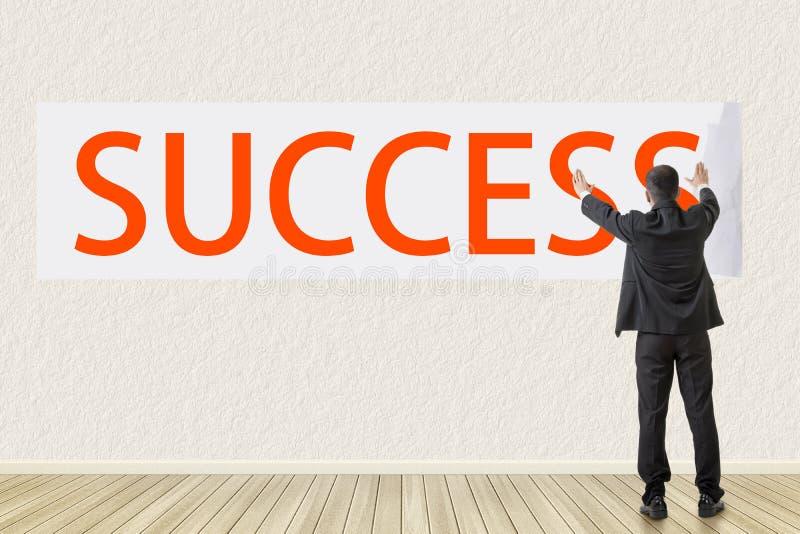 Konzept des Erfolgs stockbild