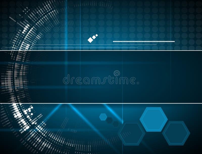 Konzept für Firmenkundengeschäft u. Entwicklung der neuen Technologie lizenzfreie abbildung