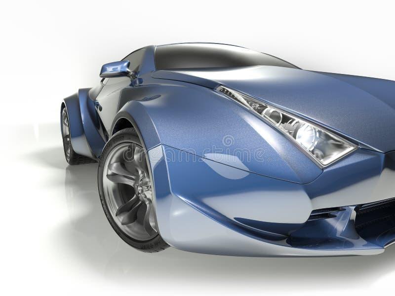 Download Konzeptauto stock abbildung. Illustration von fahrzeug - 12201448