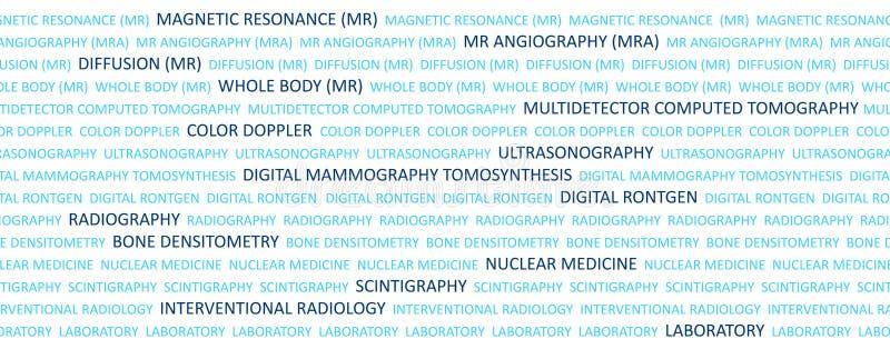 Konzepte der medizinischen Bildgebung stockfotografie