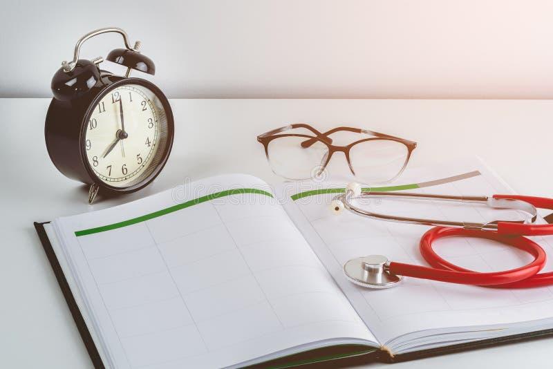 Konzepte Doktors Appointments lizenzfreies stockbild